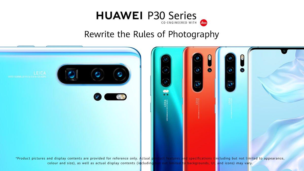 Itt a Huawei P30 Pro