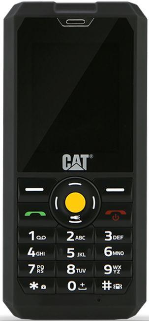 Caterpillar B30 (Fekete) - 1 év gyártói garancia