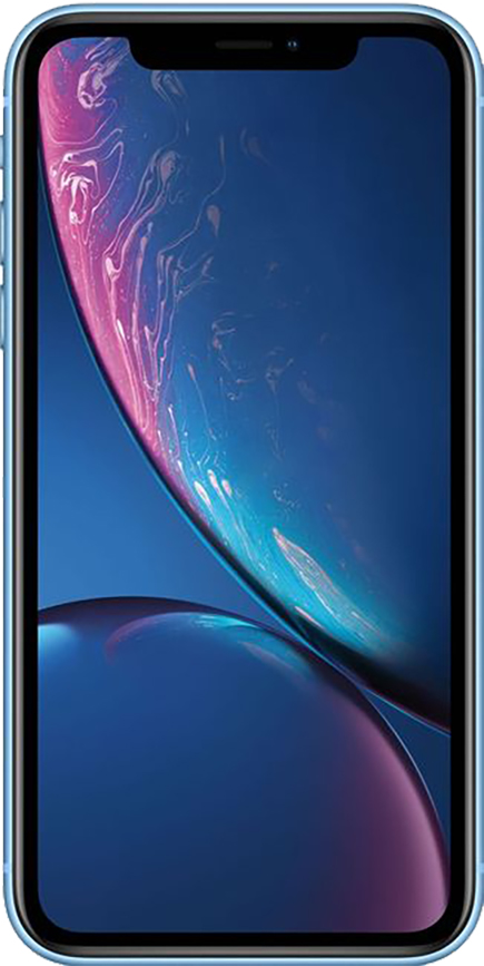Apple iPhone XR 128GB (Kék) 3GB RAM - 1 év gyártói garancia
